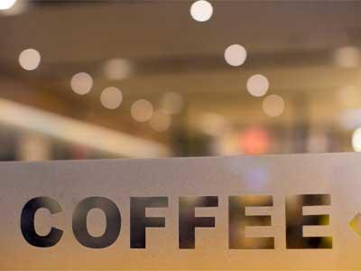 Window Film for coffee shop